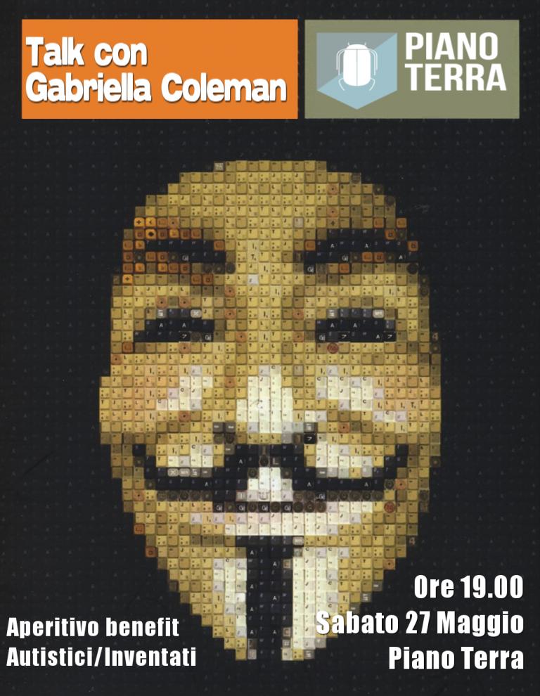Biella Coleman a MIlano – 27 maggio