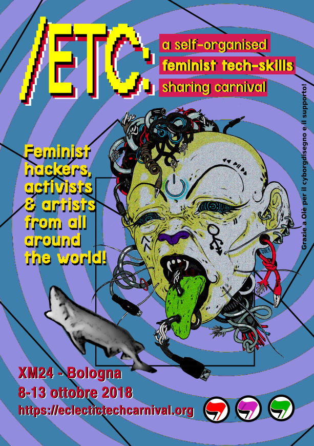/ETC Eclectic tech carnival ad XM24!