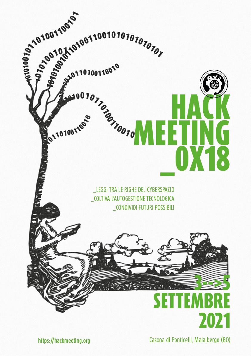 Hackmeeting 2021